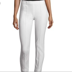 New Theory Alettah Approach 2 Pants New Ivory